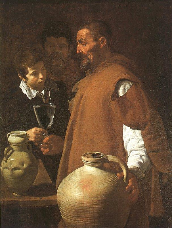 Diego Velazquez The Waterseller of Seville