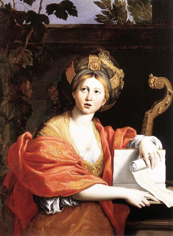 Domenichino A Sibyl dtj