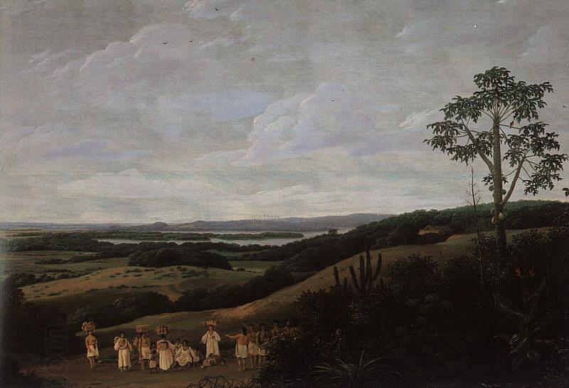 Frans Post Brazilian Landscape