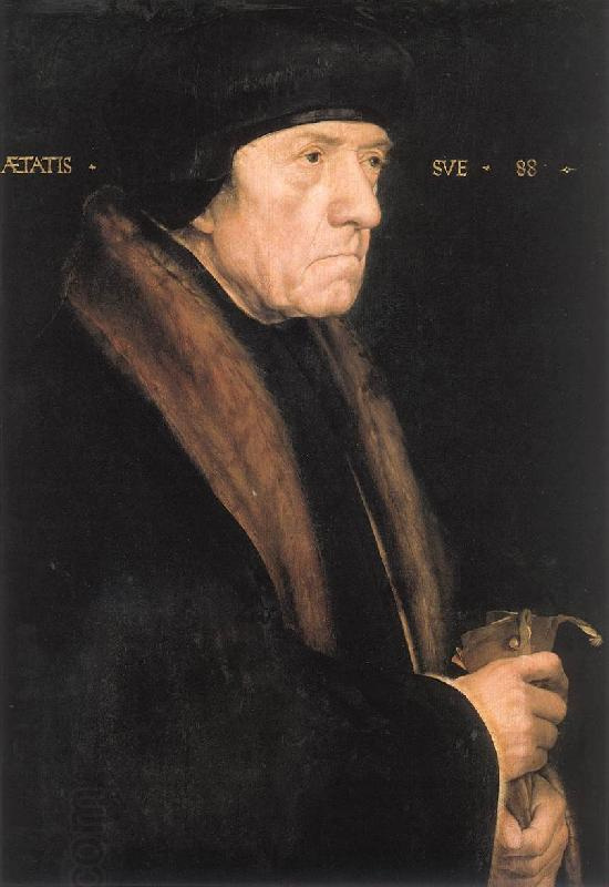 HOLBEIN, Hans the Younger Portrait of John Chambers dg oil painting picture
