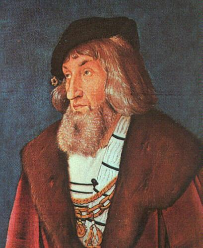 Hans Baldung Grien  Portrait of a Man  6 oil painting picture