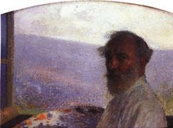Henri Martin Self-Portrait China oil painting art