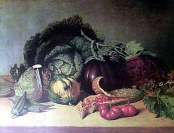 James Peale Still Life with Balsam