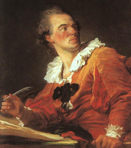 Jean Honore Fragonard Inspiration 3 oil painting picture