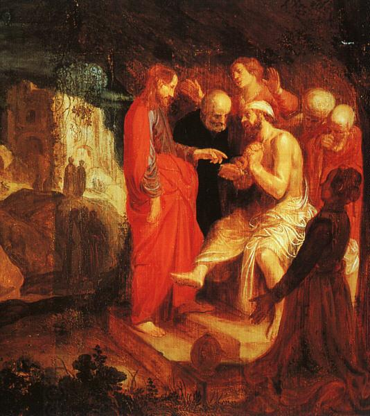 John Pynas The Raising of Lazarus