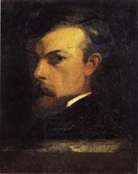 Odilon Redon Self-Portrait oil painting picture