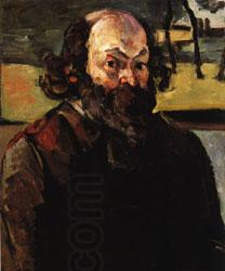 Paul Cezanne Self-Portrait oil painting picture