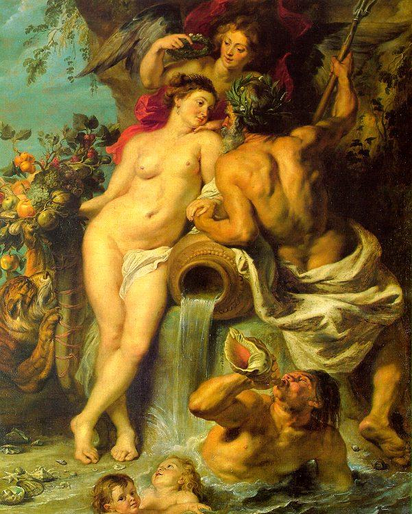 Peter Paul Rubens The Union of Earth and Water