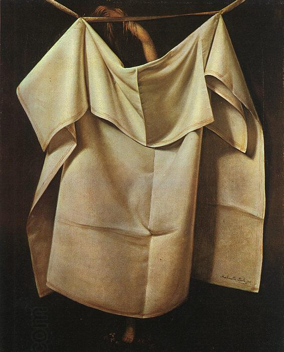 Raphaelle Peale After the Bath