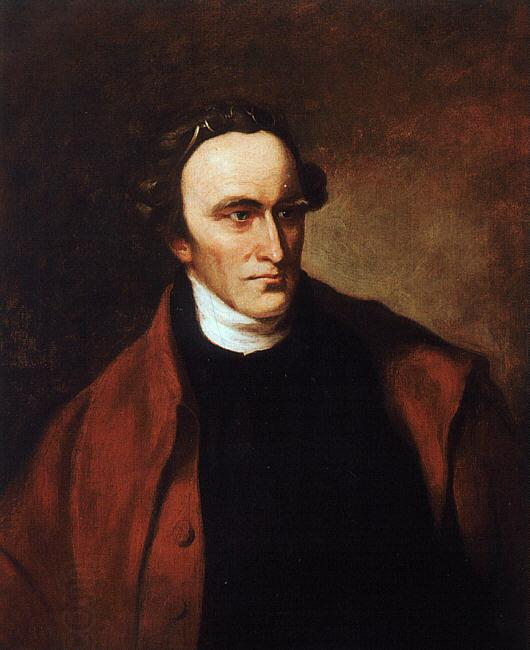 Thomas Sully Portrait of Patrick Henry