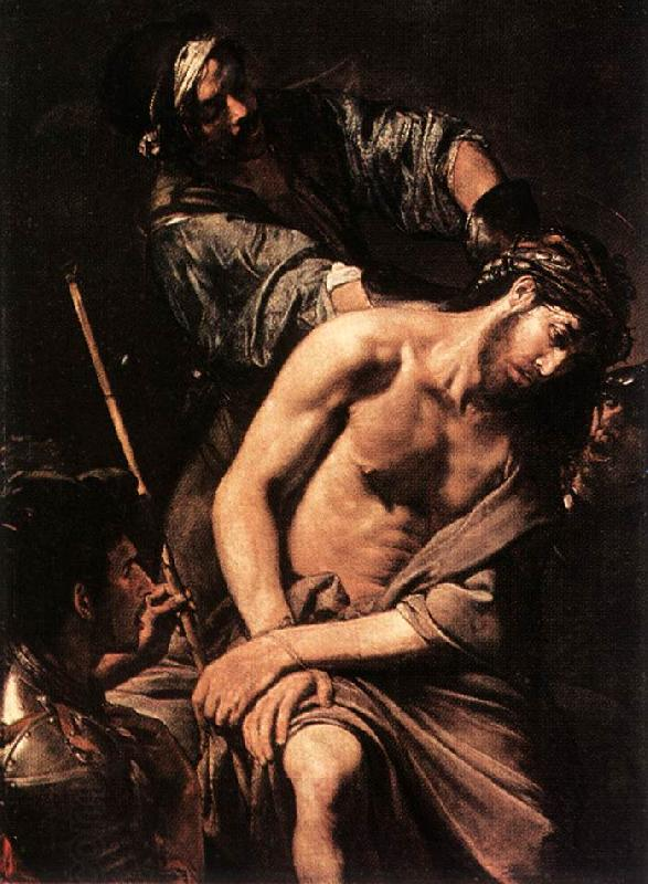 VALENTIN DE BOULOGNE Crowning with Thorns wr