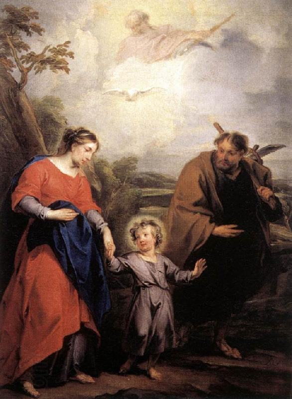 WIT, Jacob de Holy Family and Trinity