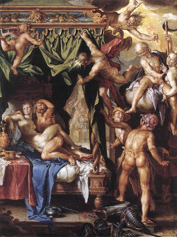 WTEWAEL, Joachim Mars and Venus Discovered by the Gods wer