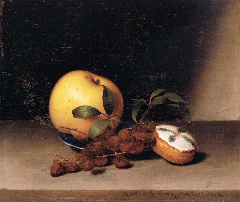 Raphaelle Peale Still Life with Cake