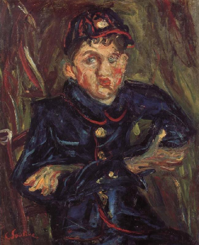 Chaim Soutine Paintings, Chaim Soutine Art, Painting, Artwork