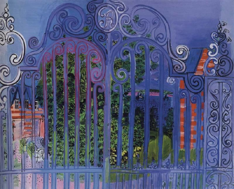 Raoul Dufy - Mark Harden's Artchive