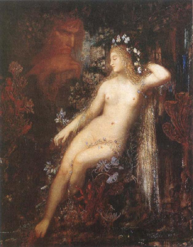 galatea gustave moreau wholesale china oil painting frame 40772