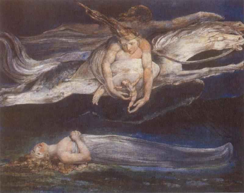 William Blake Pity