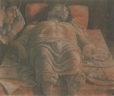 Andrea Mantegna The Dead Christ (mk45) oil painting picture