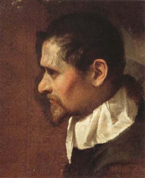 Annibale Carracci Self-Portrait oil painting picture