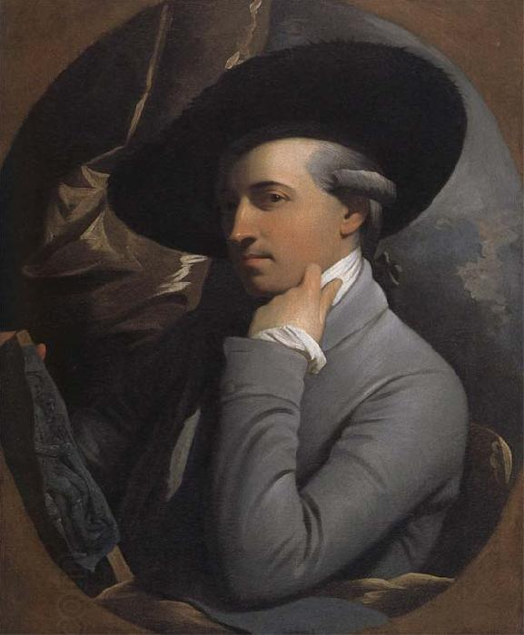 Benjamin West Self-Portrait oil painting picture