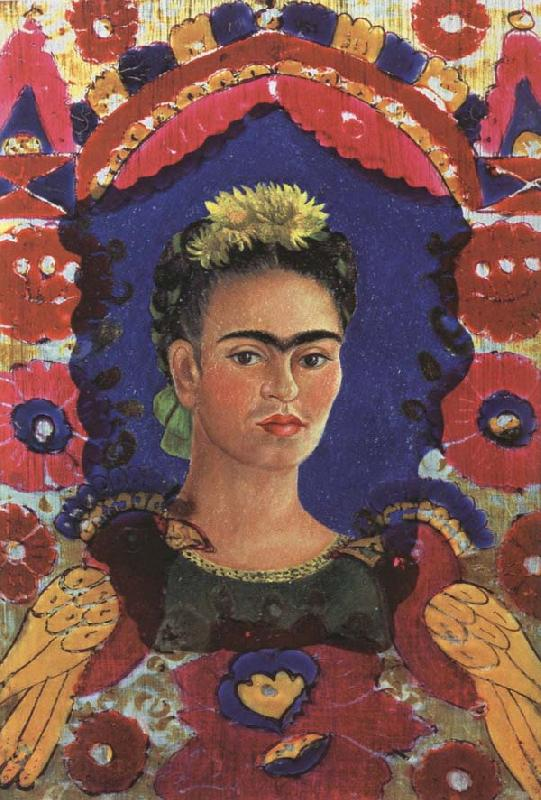 Frida Kahlo Self-Portrait oil painting picture