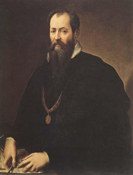 Giorgio Vasari Self-Portrait oil painting picture