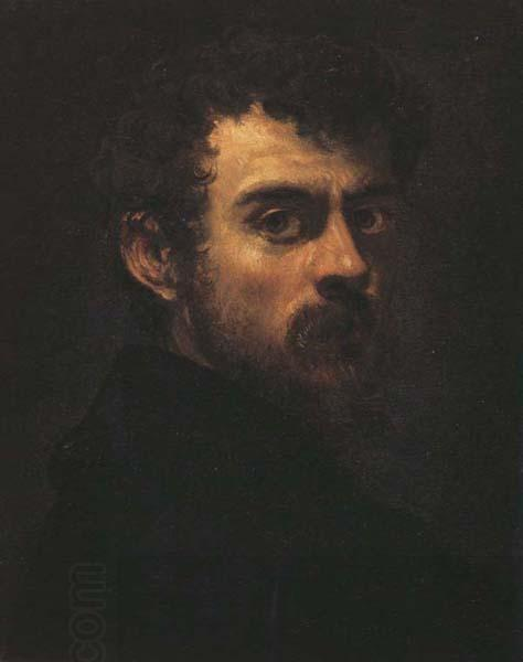 Jacopo Tintoretto Self-Portrait oil painting picture