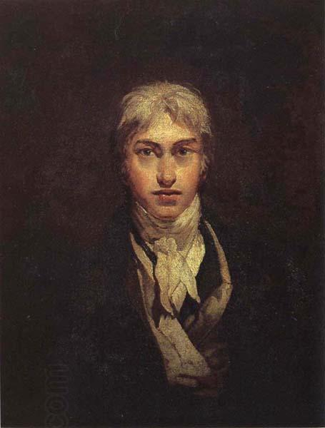 Jmw Turner Self-Portrait oil painting picture