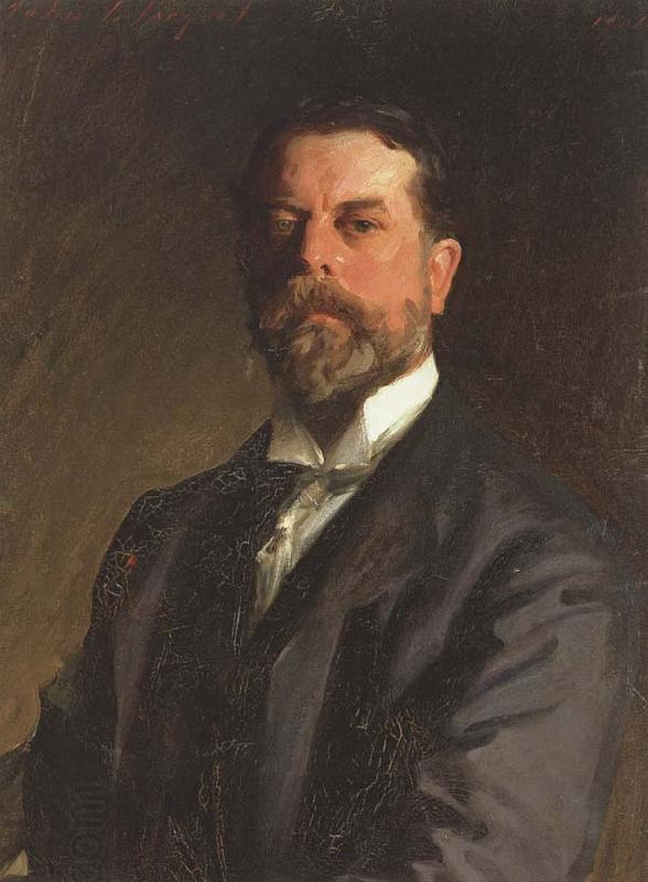 John Singer Sargent Self-Portrait oil painting picture