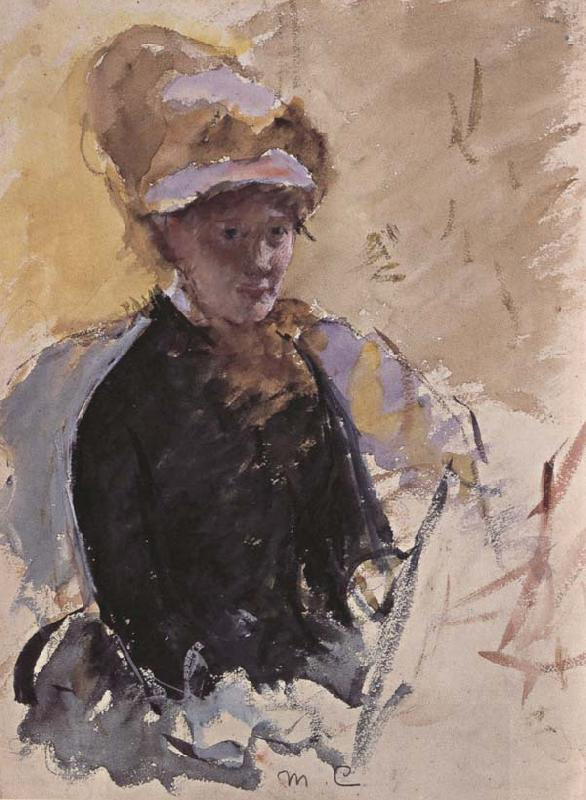 Mary Cassatt Self-Portrait China oil painting art