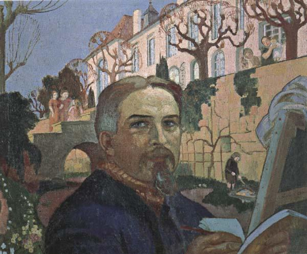 Maurice Denis Self-Portrait oil painting picture