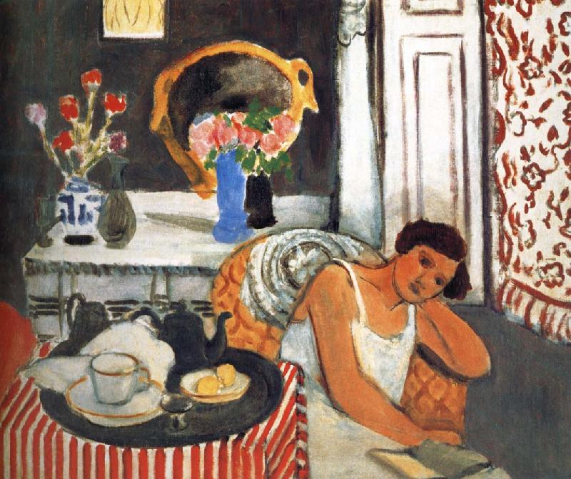 Matisse Ring Of Women