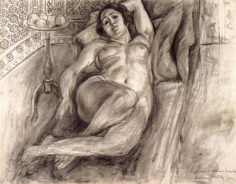 Henri Matisse Nude 57