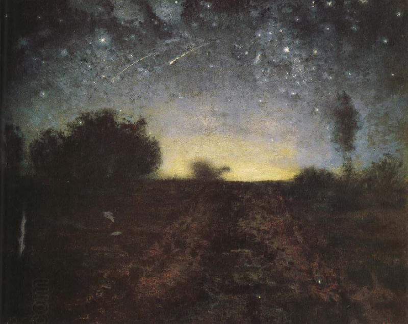 Jean Francois Millet Night oil painting picture