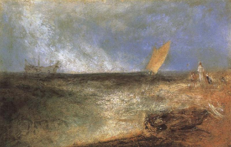 Joseph Mallord William Turner Landscape oil painting picture