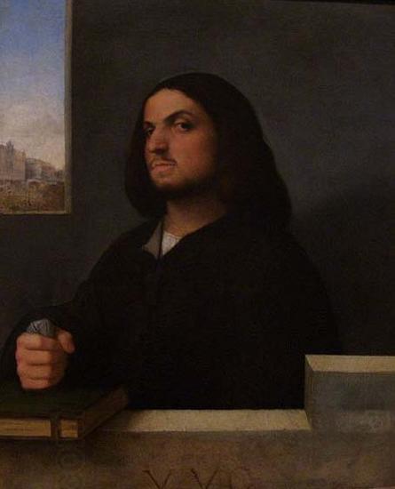 Giorgione self portrait