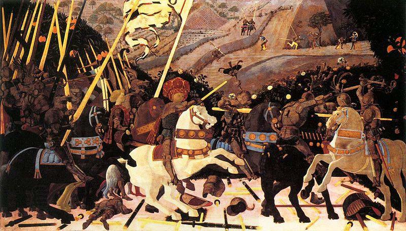 uccello battle of san romano. uccello battle of san romano. the Battle of San Romano,; the Battle of San Romano,. ct2k7. Oct 7, 03:27 PM