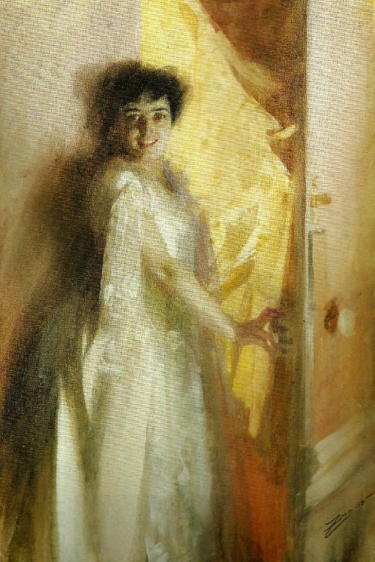 Anders Zorn rosita mauri oil painting picture