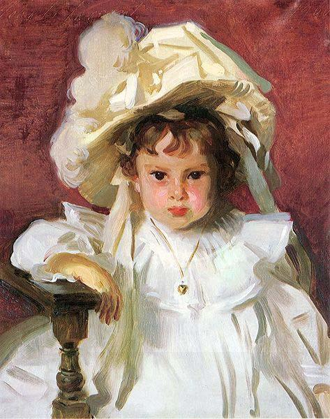 John Singer Sargent Dorothy oil painting picture
