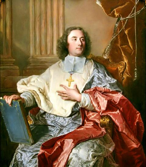 Hyacinthe Rigaud Archbishop of Cambrai