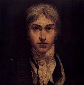 Joseph Mallord William Turner Self portrait oil painting picture