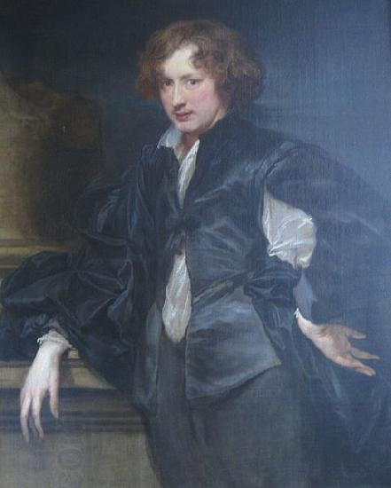 Anthony Van Dyck Self Portrait oil painting picture