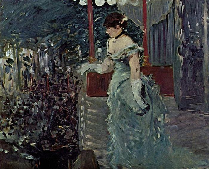 Edouard Manet Cafe-Concert oil painting picture