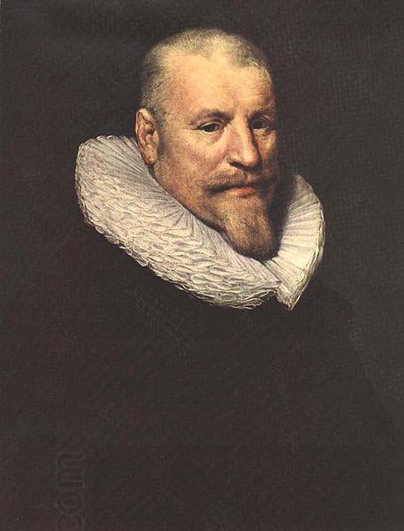 Michiel Jansz. van Mierevelt Portrait of a Man oil painting picture