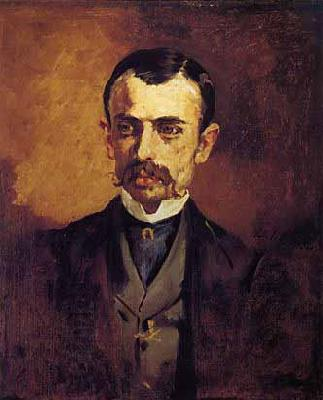 Edouard Manet Portrait of a Man oil painting picture