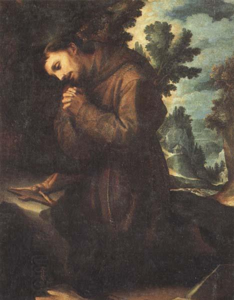 CIGOLI St.Francis in Prayer oil painting picture