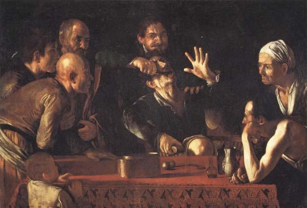 Caravaggio The Tooth Puller
