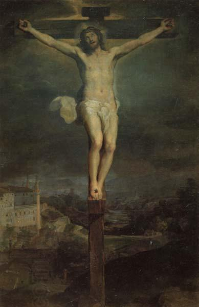 Federico Barocci Christ Crucified oil painting picture
