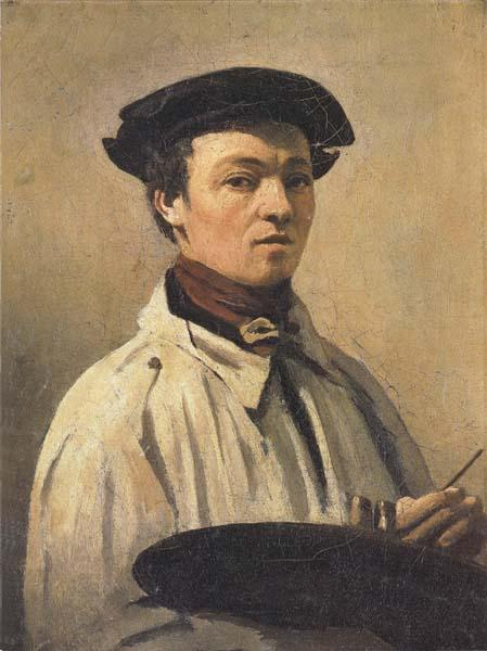Jean-Baptiste Corot Self-Portrait China oil painting art